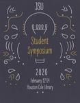Graphic Design, Symposium Printed Program Contest, Lulu Hamissou