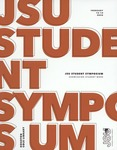 Graphic Design, Symposium Printed Program Contest, Elyona Davis
