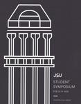Graphic Design, Symposium Printed Program Contest, Eli Cobb by Eli Cobb