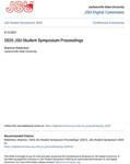 2020 JSU Student Symposium Proceedings