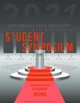 Graphic Design, Symposium Program Contest, Jacob Anderson by Jacob Anderson