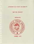 JSU Writing Project Anthology | Summer 1991 by Lisa McLean Williams