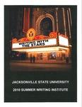 JSU Writing Project Anthology | Summer 2010