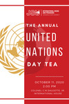 2020 United Nations Day Tea Program