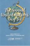 2017 United Nations Day Tea Program