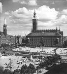Copenhagen, Denmark Town Hall Square by Inga Aistrup