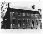 The Old Tavern in Jacksonville, AL, Front View by unknown