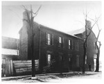 The Old Tavern in Jacksonville, AL, Left and Rear Views by unknown