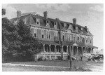 Alleghany Hotel, Jacksonville State Normal School First Dormitory or Boarding House 1 by unknown