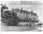 Alleghany Hotel, Jacksonville State Normal School First Dormitory or Boarding House 3 by unknown