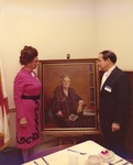 Acceptance of Portrait, 1973 General John H. Forney Historical Society Annual Meeting 1 by unknown