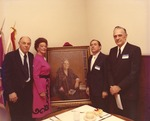 Acceptance of Portrait, 1973 General John H. Forney Historical Society Annual Meeting 3 by unknown