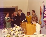 Award Presentation, 1973 General John H. Forney Historical Society Annual Meeting 1 by unknown