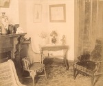 Inside The Magnolias, Ladies Reception Room by unknown