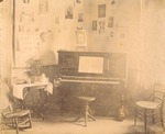 Inside The Magnolias, Music Room by unknown