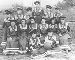 State Normal School First Women's Basketball Team 1 by unknown