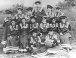 State Normal School First Women's Basketball Team 2 by unknown