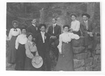 Jackson County Group at the Big Springs 2 by unknown