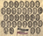 Calhoun Literary Society 1904 Member Collage 3 by unknown