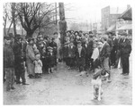 Public Execution by Hanging of Man by unknown