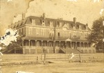 Iron Queen Hotel, Jacksonville State Normal School First Dormitory by unknown