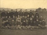 Football Squad in Early 1900s 1 by unknown