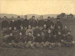 Football Squad in Early 1900s 2 by unknown