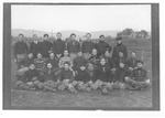 Football Squad in Early 1900s 3 by unknown