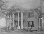 The Whisenant Family Outside The Edward L. Woodward Home 2 by unknown