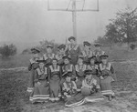 State Normal School First Women's Basketball Team 3 by unknown