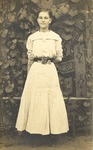 Postcard of Female Individual to Pearl Hause by unknown
