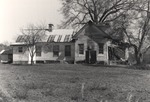 Exterior of Unknown Home 110 by Rayford B. Taylor