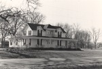Exterior of Unknown Home 115 by Rayford B. Taylor