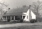 Exterior of Unknown Home 125 by Rayford B. Taylor