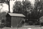 Clothesline Near Small Detached Building 1 by Rayford B. Taylor