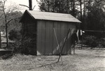 Clothesline Near Small Detached Building 2 by Rayford B. Taylor