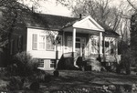 Front Exterior of Word or Bethea Home in Jacksonville, Alabama 6 by Rayford B. Taylor