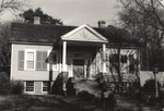 Front Exterior of Word or Bethea Home in Jacksonville, Alabama 7 by Rayford B. Taylor
