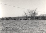 Land and Unknown Building in the Distance by Rayford B. Taylor
