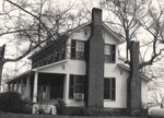 Exterior of Unknown Home 193 by Rayford B. Taylor