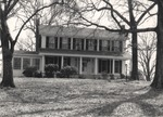 Exterior of Unknown Home 196 by Rayford B. Taylor