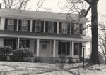 Exterior of Unknown Home 197 by Rayford B. Taylor