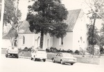 Exterior of St. Luke's Episcopal Church in Jacksonville, Alabama 4 by Rayford B. Taylor