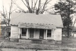 Exterior of Unknown Home 224 by Rayford B. Taylor