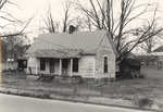 Exterior of Unknown Home 225 by Rayford B. Taylor
