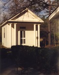 Exterior of Taylor Library 9 by Rayford B. Taylor