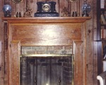 Interior of Burch House 5 by Rayford B. Taylor