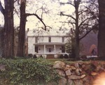 Exterior of Dudley Whiteside House 2 by Rayford B. Taylor