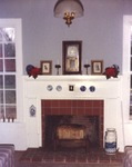 Interior of Johnston-Cooper-McRae House 2 by Rayford B. Taylor