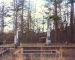 Scarbrough Lot in Cemetery Located in White Plains, Alabama 2 by Rayford B. Taylor